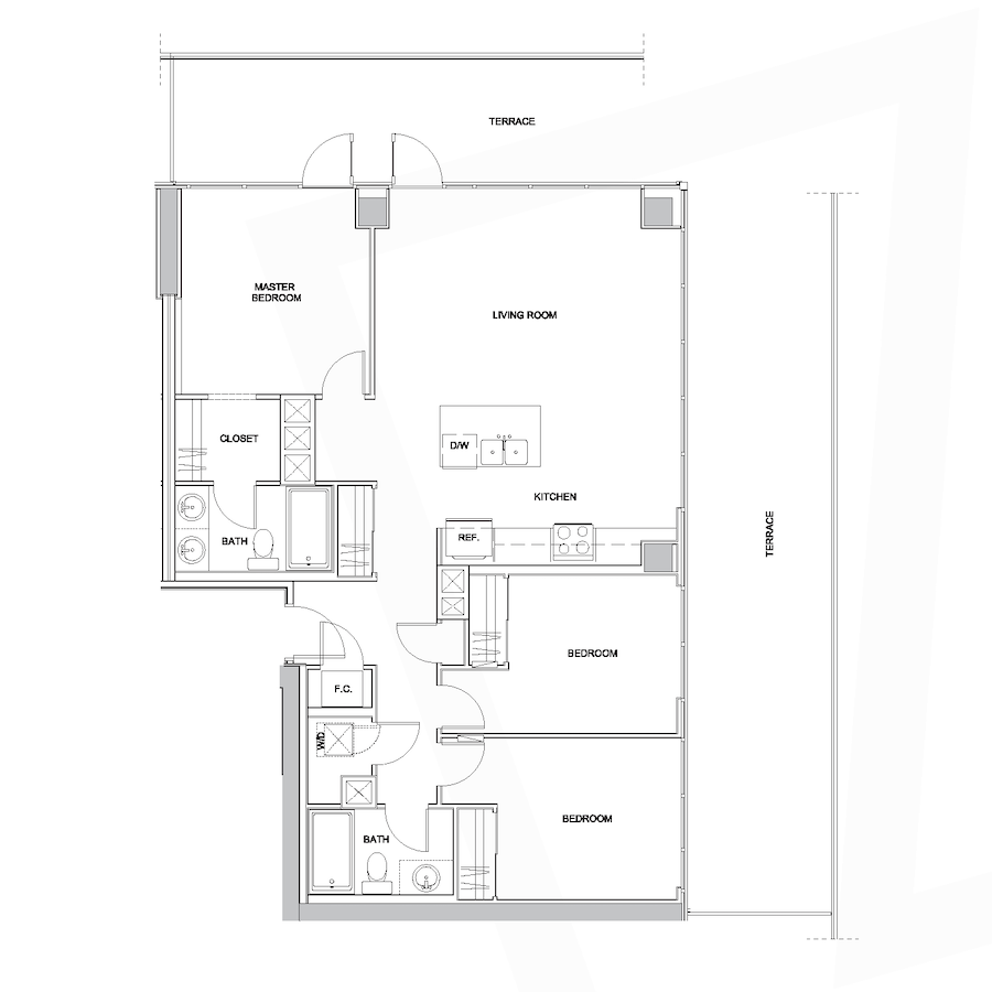 PR_TheHat_Floorplans_Top_01