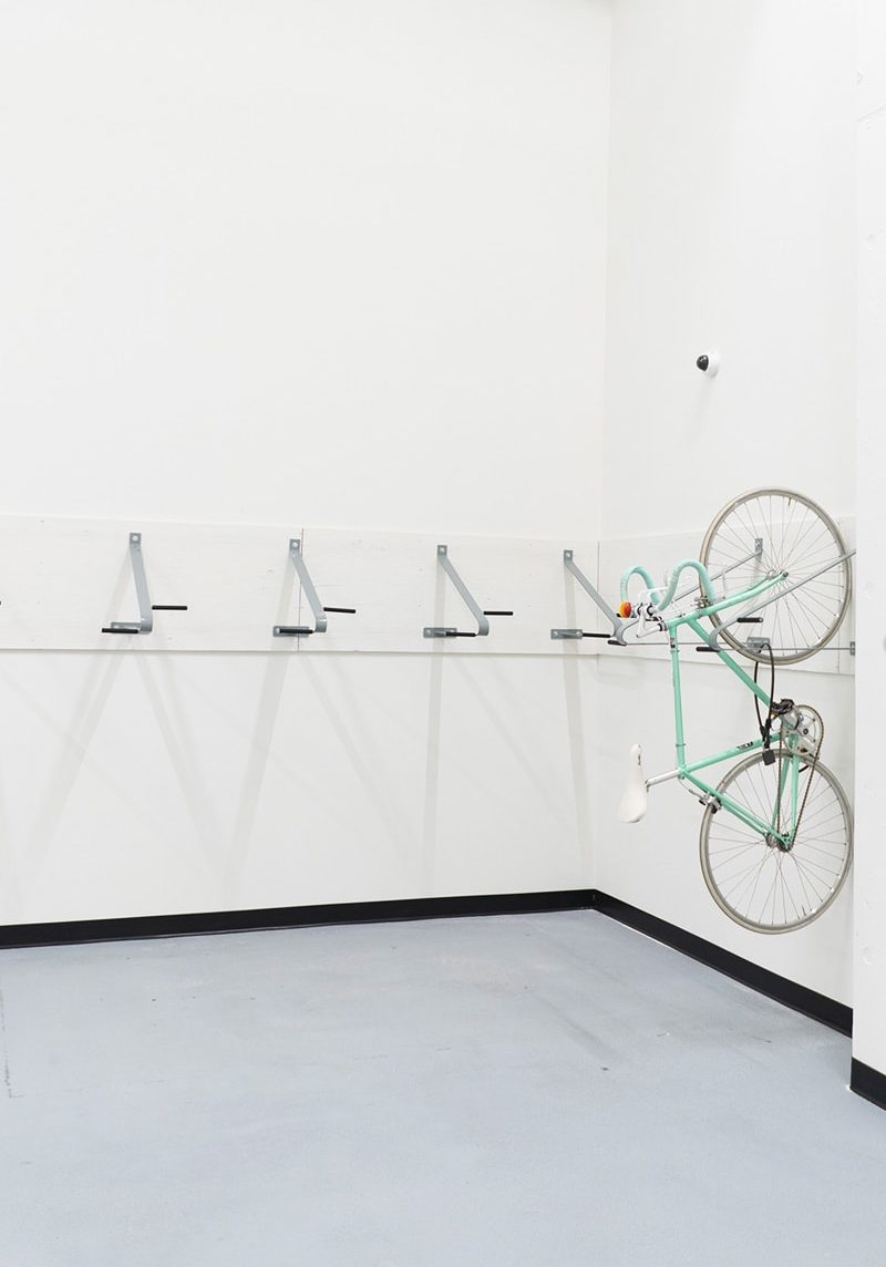 Secure Bike Rooms